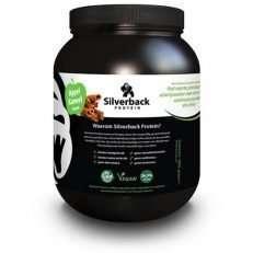 Silverback Protein 1kg pot - Appelkaneel smaak