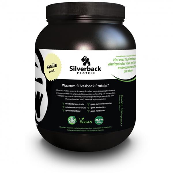 Vanilla silverback protein