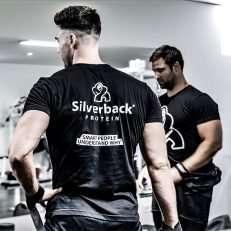 Silverback T-Shirt Heren