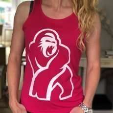 Silverback protein tank top