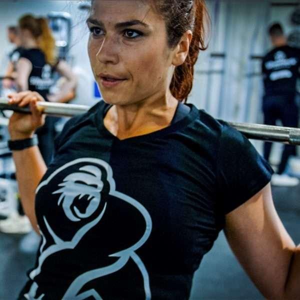 Silverback T-Shirt Dames